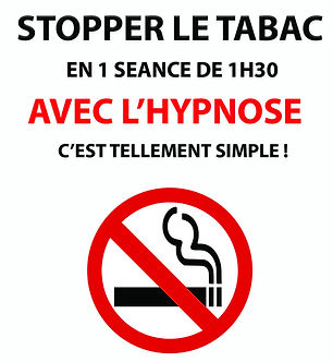 arrêt du tabac 1séance Amiens par hynose Nathale FRACHET