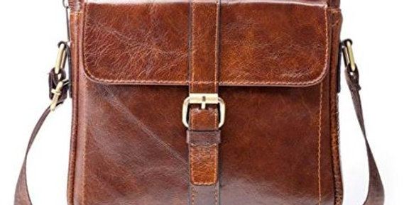 Premium Leather Crossbody Bags for Men