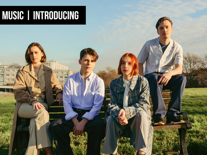 INTRODUCING; SOPHIE AND THE GIANTS