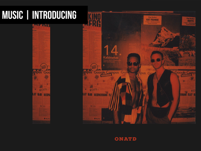 MUSIC: INTRODUCING FHAT