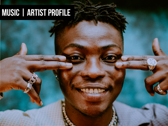 REEKADO BANKS; TAKING THE WORLD BY STORM