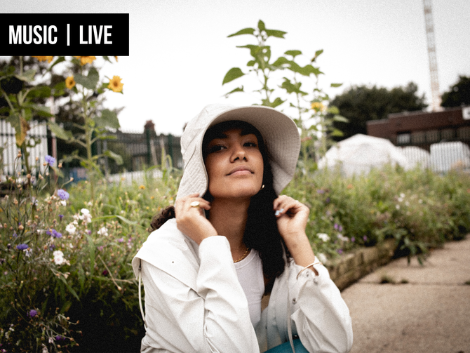 LIVE: OLIVIA DEAN
