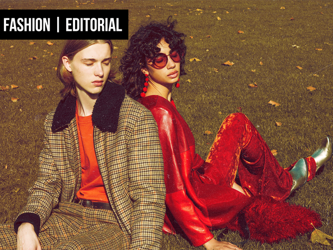 EDITORIAL: OH! YOU PRETTY THINGS
