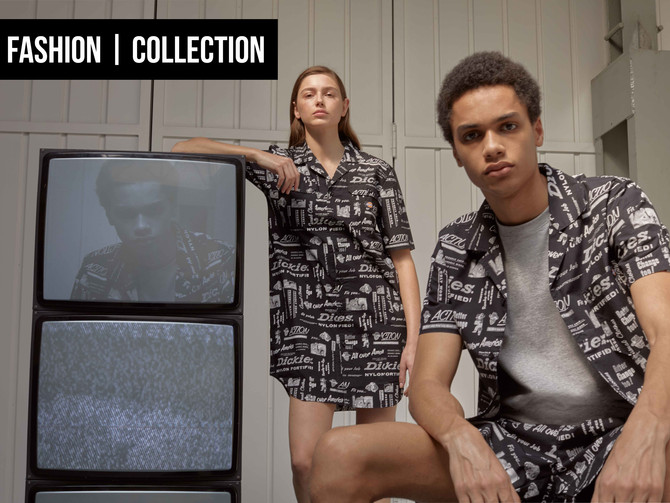 DICKIES DROP THE 'ARCHIVE RENEWED' COLLECTION: GO BOLD THIS SUMMER!