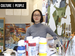 NEW CONTEMPORARIES; IN CONVERSATION WITH LILY KEMP