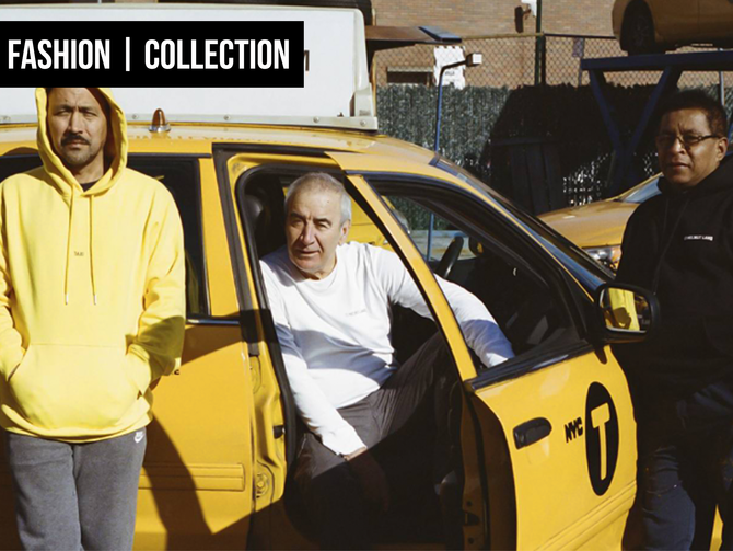 CAMPAIGN: HELMUT LANG TAXI DRIVER