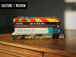 SHORT FORM WRITING; FIVE BOOK RECOMMENDATIONS AND WHY IT CAN KEEP US GOING RIGHT NOW