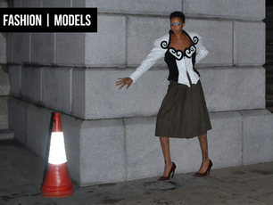 MEET THE MODEL; EMMANUELLE AT TIDE CASTING