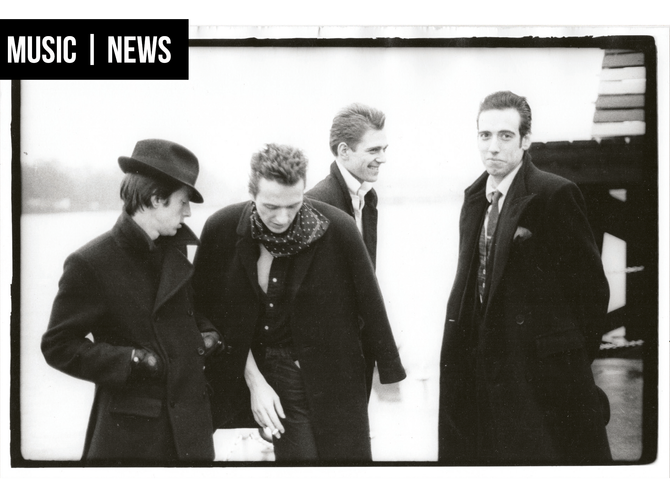 NEWS: THE CLASH; LONDON CALLING EXHIBITION