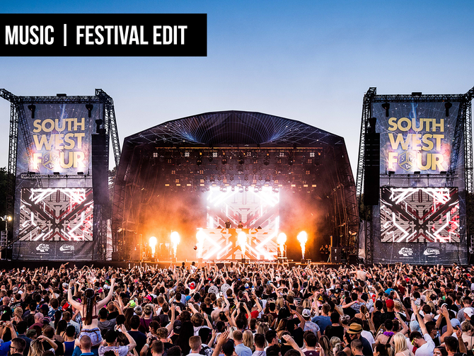 PRESS PLAY FESTIVAL SPECIAL: SOUTH WEST FOUR