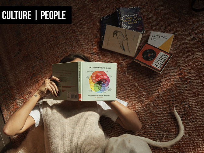 MENTAL HEALTH MATTERS; 5 BOOKS TO READ