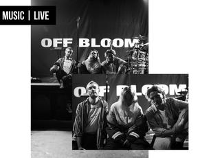 LIVE: OFF BLOOM