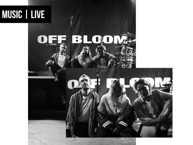LIVE: OFF BLOOM