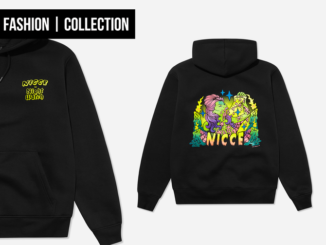 COLLECTION: NICCE X NIGHT WATCH