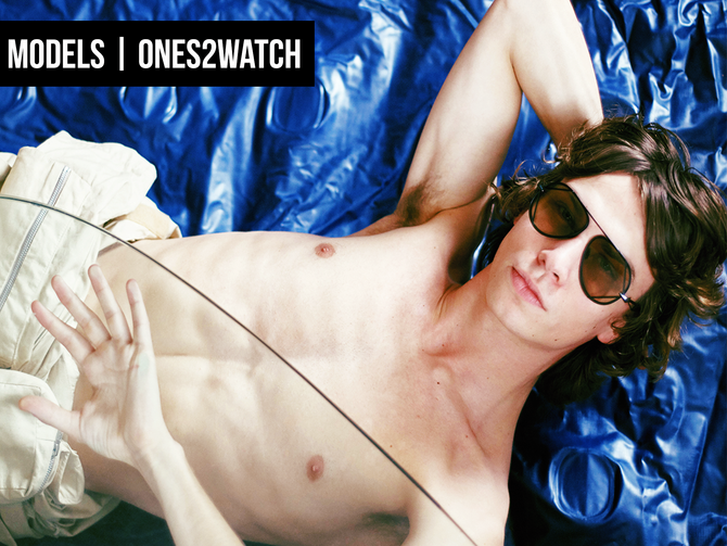 ONES2WATCH: MEET&GREET WITH JACOB STANFORD AT MODELS1