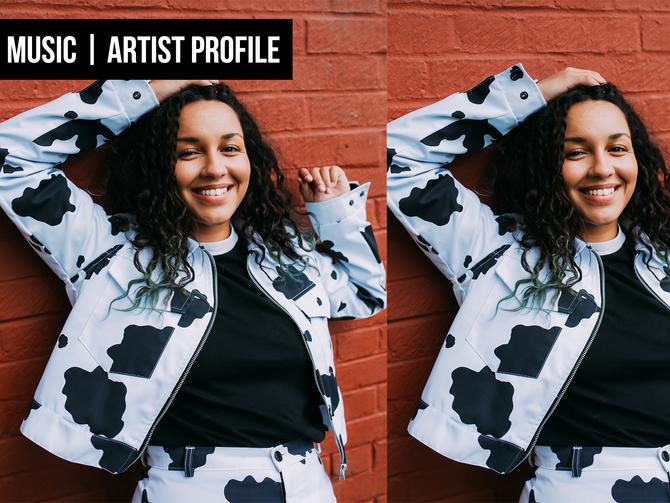 ARTIST PROFILE: ELIZA SHADDAD