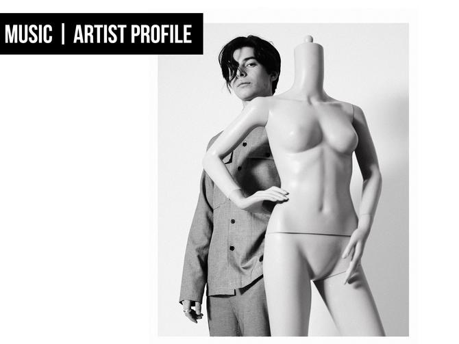 ARTIST PROFILE: SPENCER BARNETT; THE HEART IS IN THE LYRICS