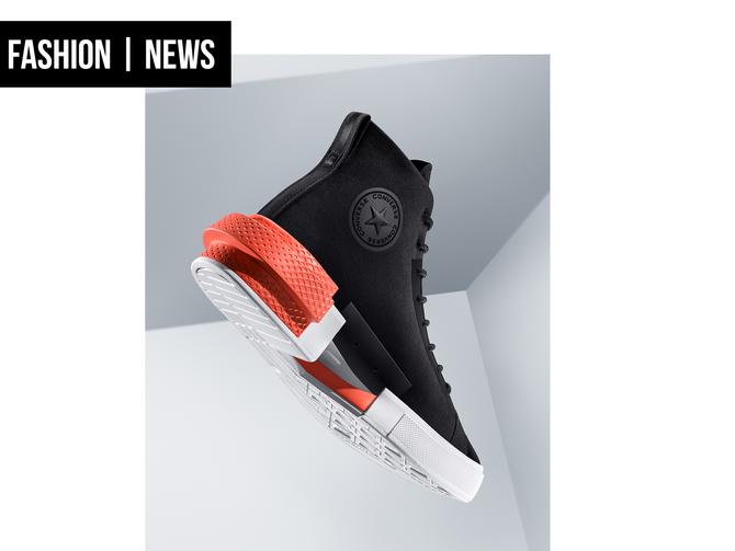 NEWS: CONVERSE'S NEWEST FUTURE