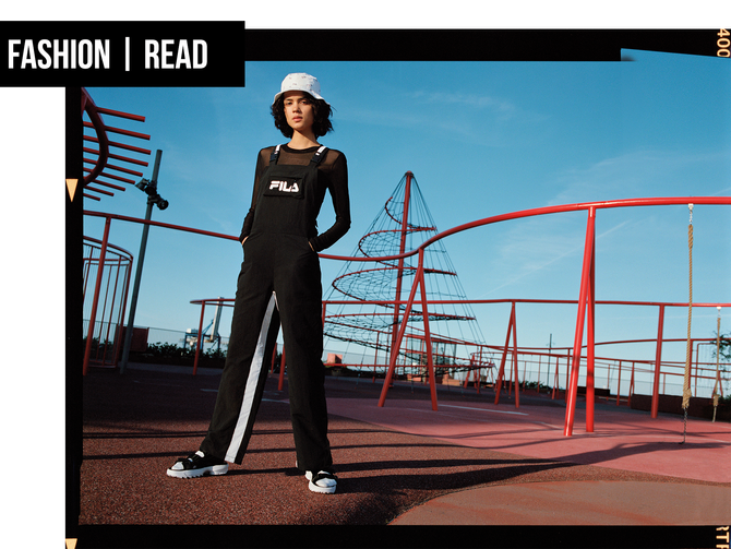 FASHION: AN OBJECTIVE LOOK AT FILA'S HERITAGE COLLECTION