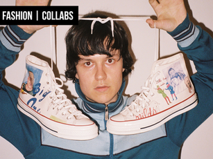 COLLABS: CONVERSE X TYLER, THE CREATOR AND SPENCER MCMULLEN