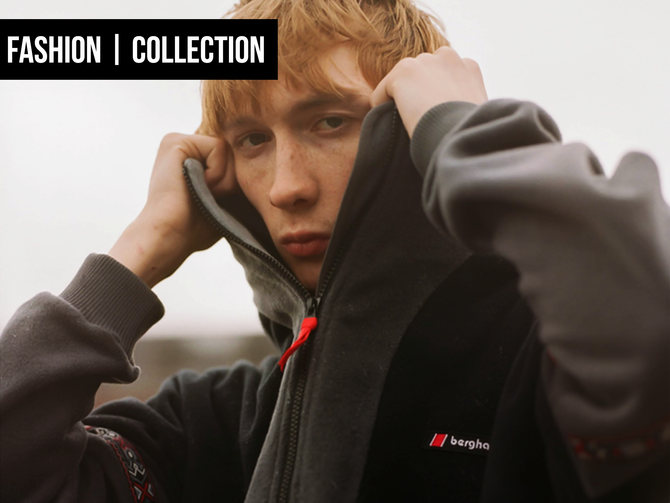 COLLECTION: BERGHAUS MADE IN NEWCASTLE