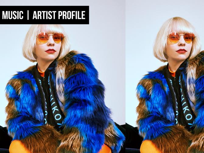 ARTIST PROFILE: OLYMPIA
