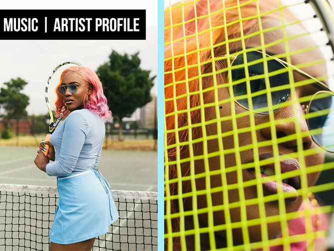 ARTIST PROFILE: ALICAI HARLEY
