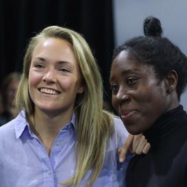Madgalena Eriksson & Anita Asante