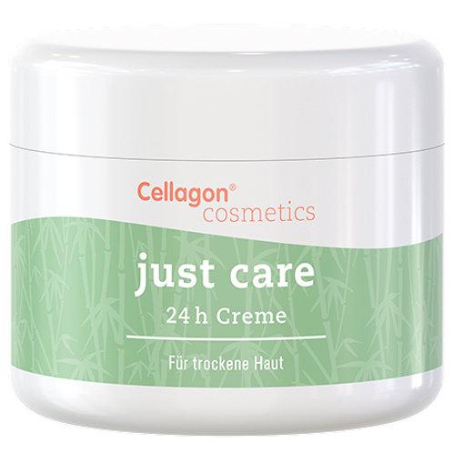 just care Gesichtscreme - für trockene Haut