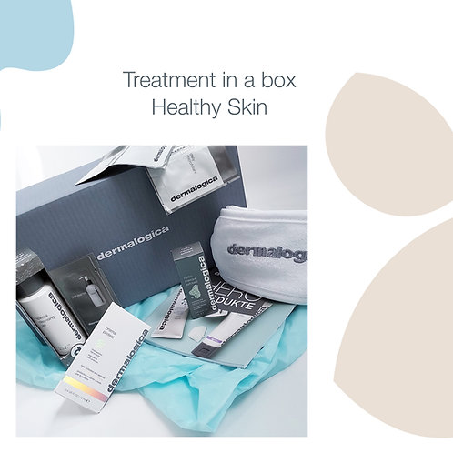 Healthy Skin - Treatment in a box
