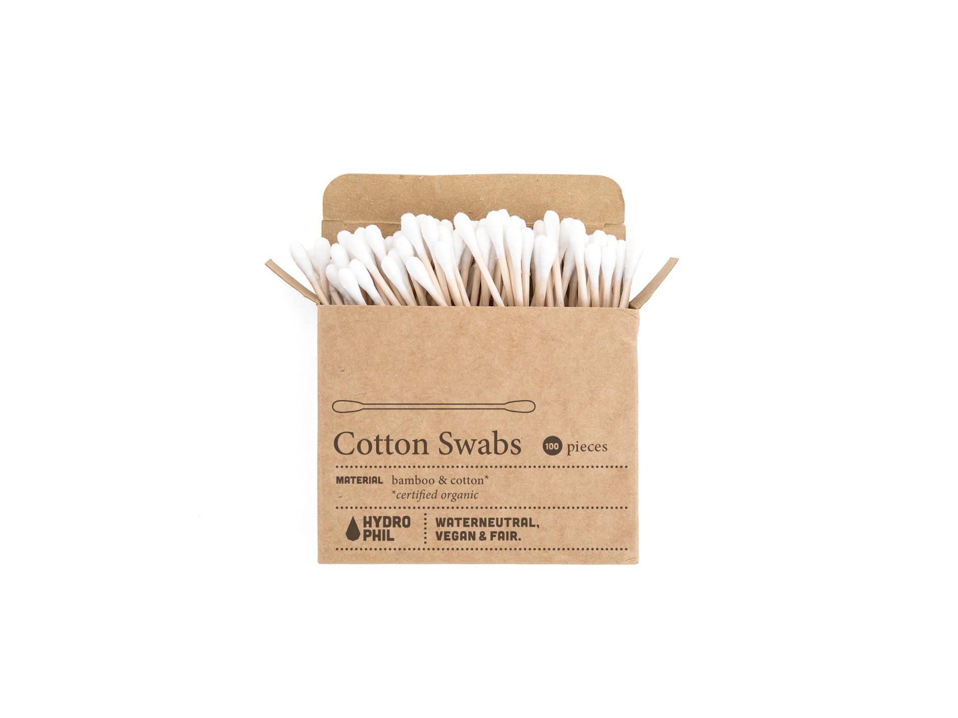 Cotton Swabs -  Nur €1.35 !