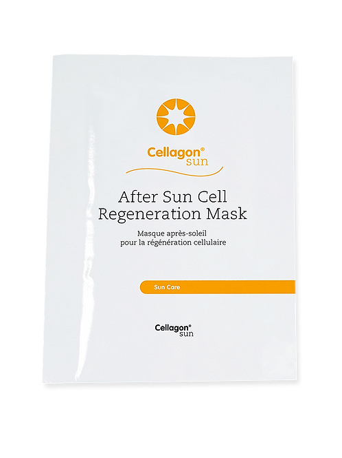 After Sun Cell Regeneration Mask