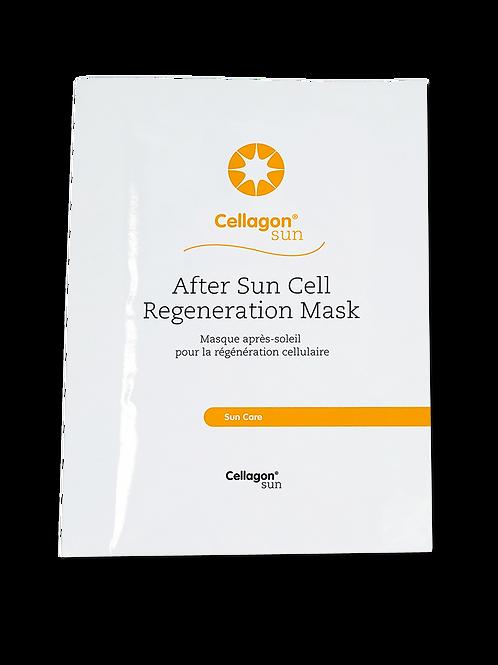 After Sun Cell Regeneration Mask