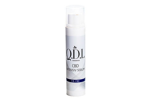 QDL Cosmetics CBD Intensiv Serum 5%