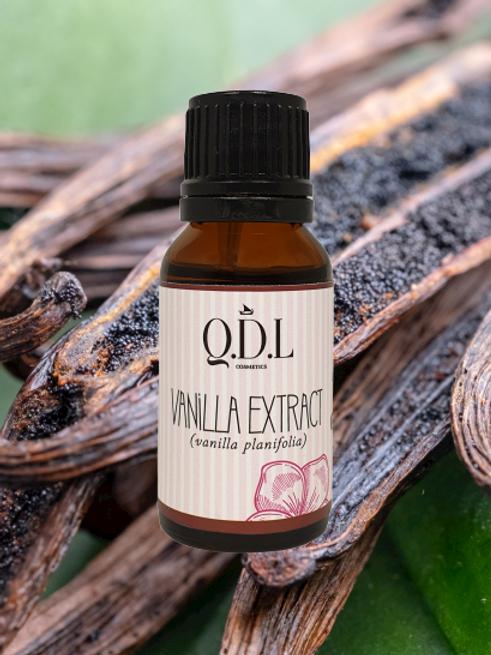 Bio-Vanille-Extrakt (Vanilla Planifolia) aus Madagaskar (15 ml)