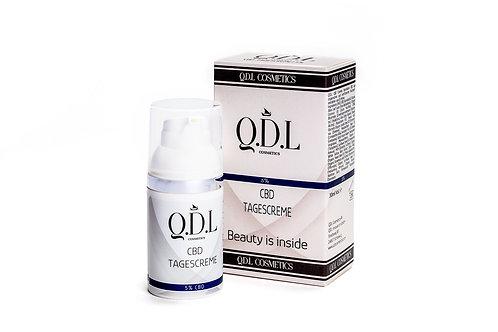 QDL Cosmetics CBD Tagescreme 5% (30 ml)