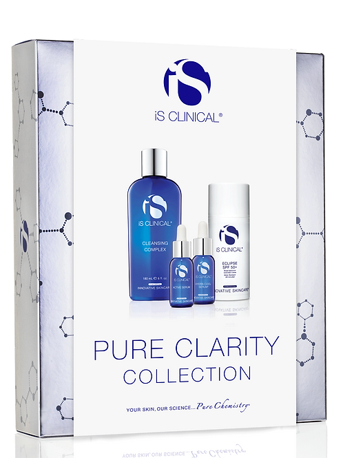 Pure Clarity Collection gegen Akne