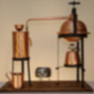 Destillation von ätherischen Ölen - Wir haben es versucht