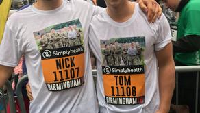 The Birmingham Half Marathon October 2018
