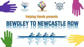 Bewdley to Newcastle Row February 2019