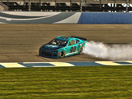Forrester wins in his 4 Wide Debut!