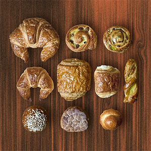 viennoiserie boulangerie thierry