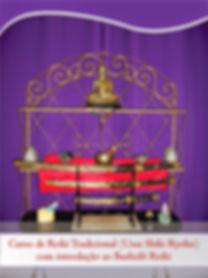 Curso de Bushidô Reiki da Ordem do Lotus Negro