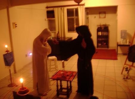 Formação de Sacerdotes em Alta Magia