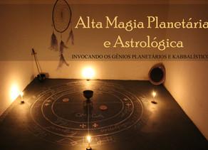 Conjuração de Espíritos Planetários