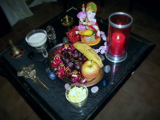 Magia de Ganesha com Puja da Ordem do Lotus Negro
