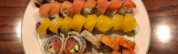 All You Can Eat Sushi & More $22.95