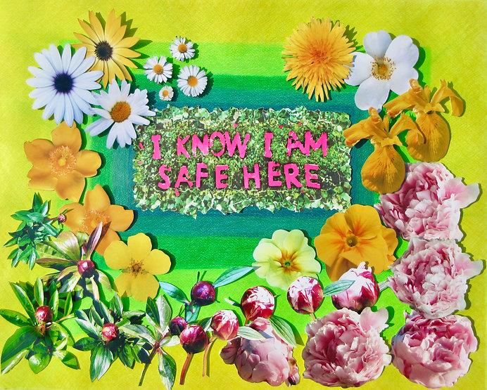 Sue Hosler - I Know I Am Safe Here .jpg