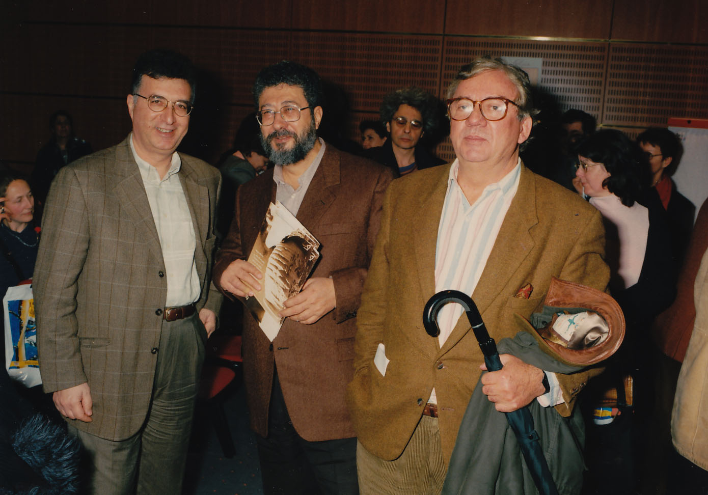 V. Karavassilis, Y. Mavroeidakos et D. Eude