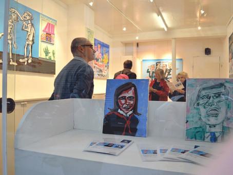 Une année d'expositions à la Galerie Desmos